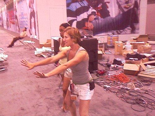 Melinda Tarbell at MAGIC